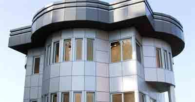 مجتمع صنعتی آلستار تولید درب و پنجره و اجرای نمای ساختمان