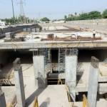 اجرای سازه های بتنی،فونداسیون،دیوار برشی،سقف کامپوزیت،سقف دال،استخر