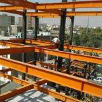 ساخت و اجرای سازه های فلزی