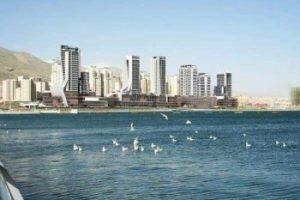 فروش 4 واحد آپارتمان در برج های شیک دریاچه چیتگر منطقه 22