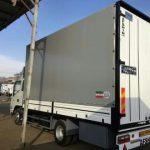 کامیونت مسقف مدل ۹۵ آماده همکاری با شرکت ها