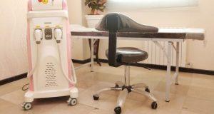 لیزر موهای زائد با دستگاه SHR در مطب دکتر عنایت زاده