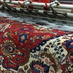 قالیشویی نارمک اصل قالیشویی مورد تایید اتحادیه با کد ۷۵