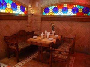رستوران صوفی شیراز