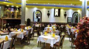رستوران هندی دهلی دربار یکی از زیباترین و بهترین رستوران های تهران