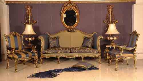 گالری مبل عباسی تولید و فروش مبلمان سرویس خواب و ویترین