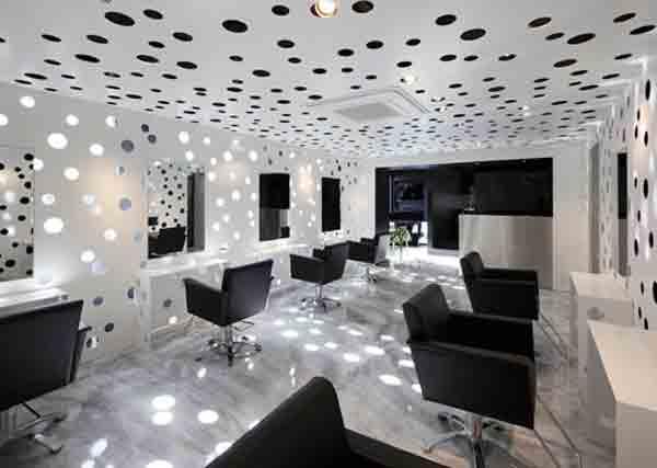 بهترین دکوراسیون آرایشگاه زنانه در تهران