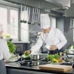سر آشپز محمد قهرمانی - آموزش آشپزی و راه اندازی فست فود ایرانی و ایتالیایی