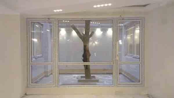 نصب و اجرای انواع درب و پنجره UPVC دوجداره گروه صنعتی دایاوین ، توری پلیسه و رولینگ ، شیشه دوجداره ، پارتیشن دوجداره ، شیشه سکوریت ، شیشه دکوراتیو