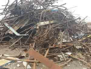 خریدار ضایعات آهن و تخریب و خاکبرداری ساختمان حسینی